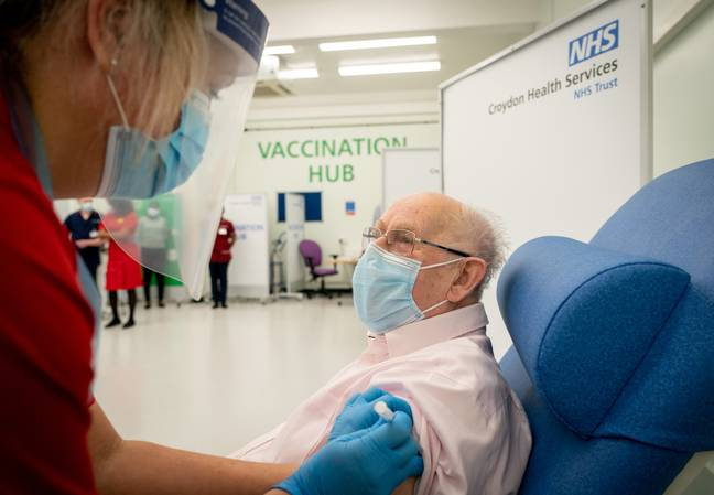 One COVID Patient Admitted To Hospital Every 30 Seconds In England
