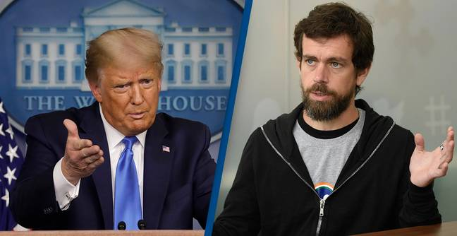 Twitter Insider Leaks Tape Of Jack Dorsey Discussing Trump Ban