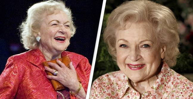Betty White Turns 99, Says She 'Can Stay Up As Late As She Wants'