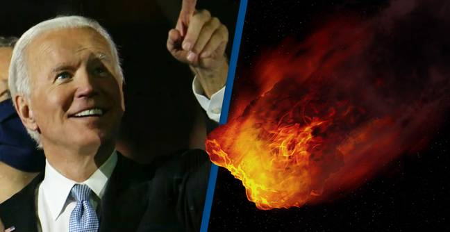 'Potentially Hazardous' Asteroids To Make 'Close Approach' As Biden Inaugurated
