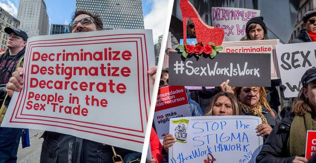 New Bill To Decriminalise Sex Work In New York To Be Introduced In State Senate This Week