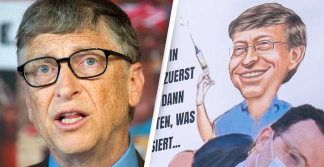 Bill Gates Surprised By 'Crazy and Evil' Pandemic Conspiracy Theories