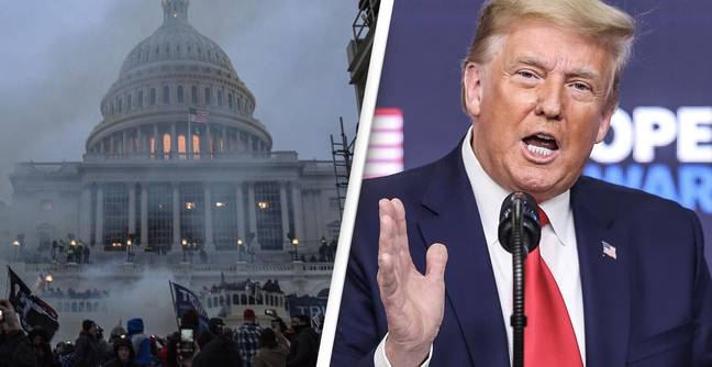 Trump's Election Campaign Staff Worked On Rally That Led To Capitol Riot