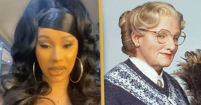 Cardi B To Disguise As Old Woman Living In Care Home For New Movie