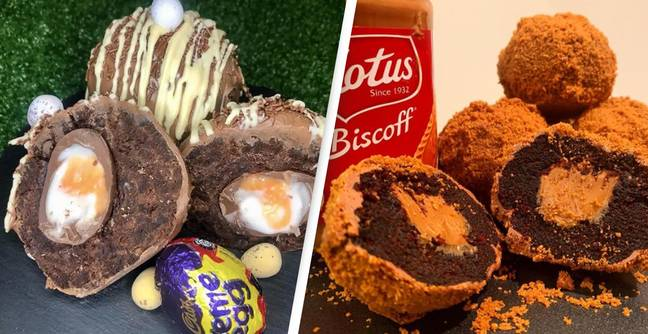 People Are Making Chocolate Brownie Scotch Eggs During Lockdown