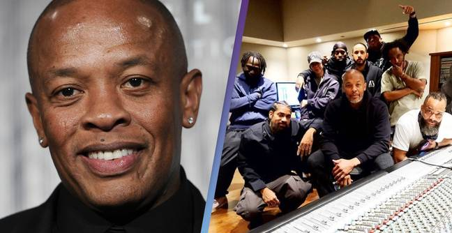 Dr. Dre Back In The Studio And 'Looking Good' After Suffering Brain Aneurysm