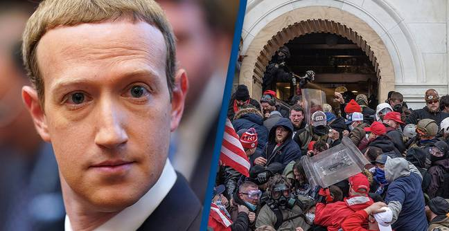 Facebook Is Sharing Private Messages Of Capitol Hill Rioters With FBI