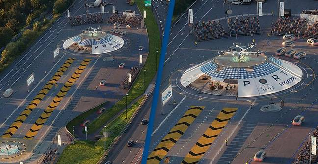 World's First Airport For Electric Flying Cars To Open In UK This Year