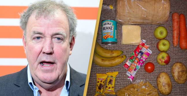 Jeremy Clarkson Accuses People Of 'Whingeing' About Free School Meals