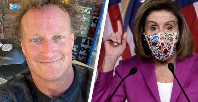 Police Investigating Rioter Who Told Others He'd Put A Bullet In Pelosi's Head