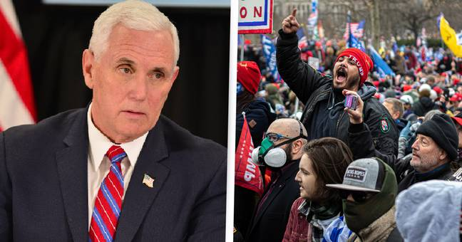 FBI Witness Reports Proud Boys Planned To Assassinate Mike Pence During Capitol Riot