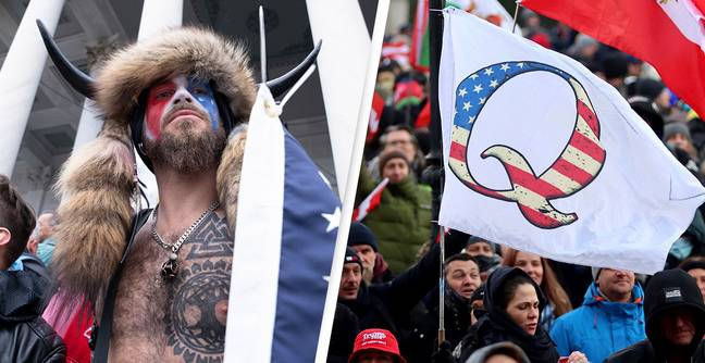 QAnon Conspiracy Theorists Shocked To Realise They've Been Lied To
