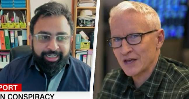 Former QAnon Conspiracy Theorist Apologises To Anderson Cooper For Believing He 'Ate Babies'