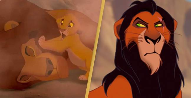TikTokers Think Scar Might Have Eaten Mufasa In The Lion King