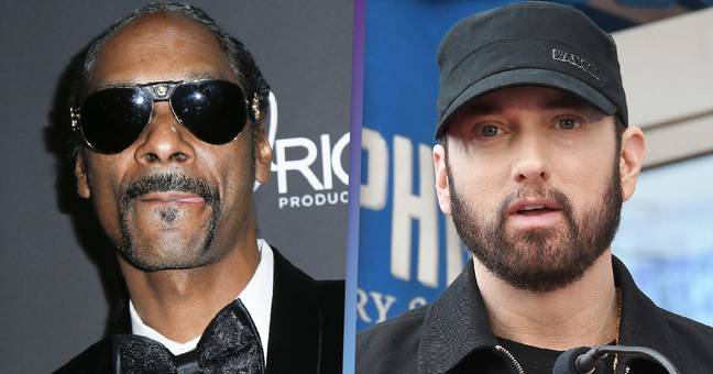Snoop Dogg Responds To Eminem Interview, Says It's 'Soft Ass Sh*t'
