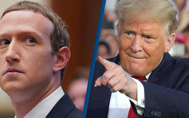 Mark Zuckerberg Is Blocking Trump's Facebook And Instagram Indefinitely For Inciting Violence
