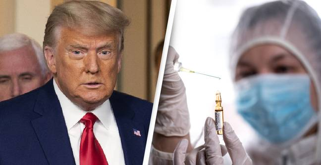 Vaccines Promised This Week By Trump Administration Don't Actually Exist
