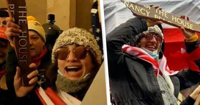 Woman Who Rioted US Capitol Charged After High School Friends Contact FBI