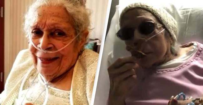 105-Year-Old Who Beat COVID Says Gin-Soaked Raisins Helped Her Survive