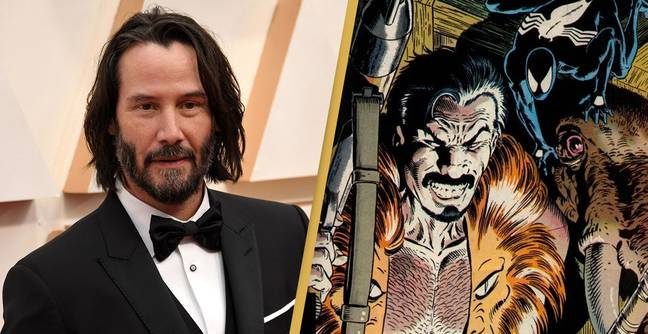 Keanu Reeves Reportedly Offered Own Marvel Film As Kraven The Hunter
