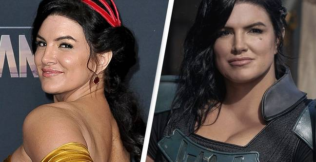 Gina Carano Breaks Silence After Being Fired From The Mandalorian Over Nazi Comments