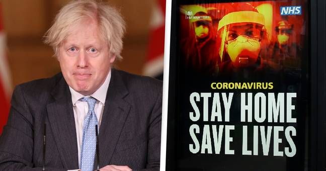 Boris Johnson Says Plans To Ease Lockdown Are 'Irreversible'