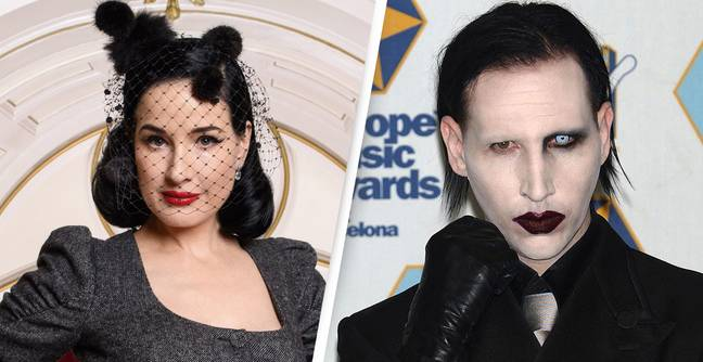 Marilyn Manson's Ex-Wife Dita Von Teese Breaks Silence On Abuse Allegations