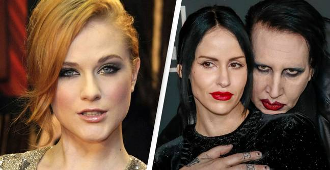 Evan Rachel Wood Says Marilyn Manson's Wife Wanted To Release 'Underage' Photos To 'Shut Her Up'