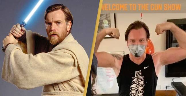 Ewan McGregor Has Started Training For Obi-Wan TV Show
