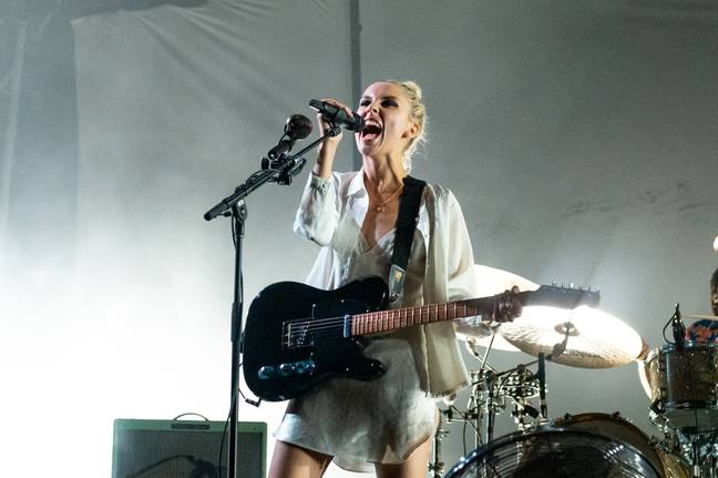 Wolf Alice- Ellie Rowsell