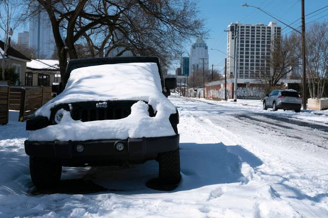 Texas Mayor Resigns After Telling People It's Their Own Fault If They Freeze In Deadly Arctic Cold Snap