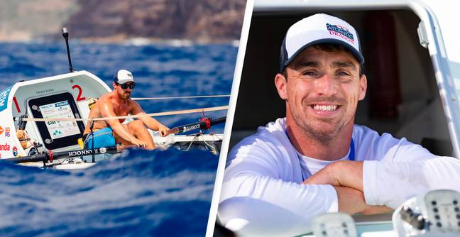 Man Rows Across The Atlantic By Himself To Raise £100,000 For MS Research