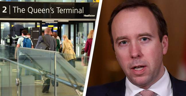 People Travelling During Pandemic Face 10 Years In Prison And £10,000 Fine If They Break New Rules