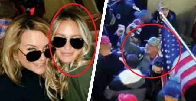 Two More Trump Supporters Who Took Private Jet To Capitol Riot Arrested And Charged
