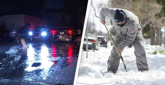 Carbon Monoxide Poisonings On The Rise In Texas As People Desperately Try And Stay Warm