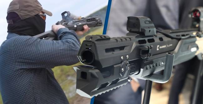 Shotgun With Built-In Camera, WiFi And Bluetooth Faces Backlash