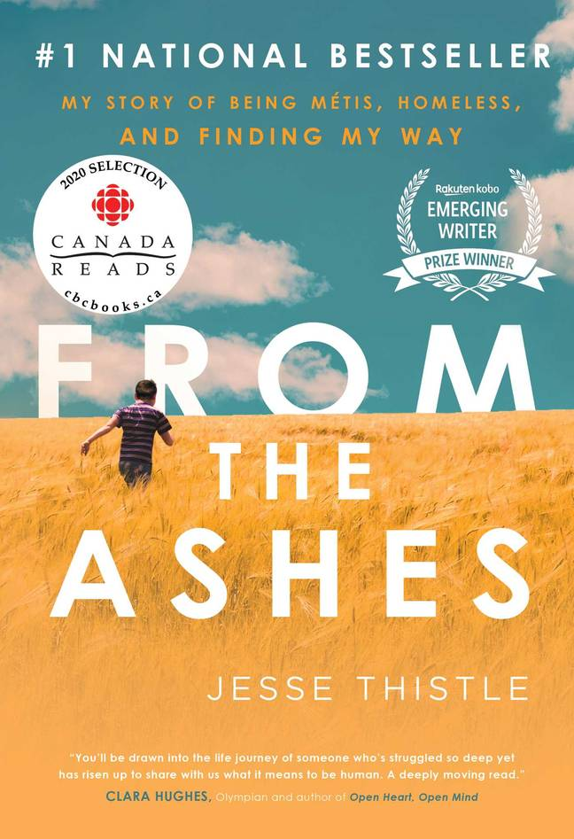 Jesse Thistle From The Ashes book