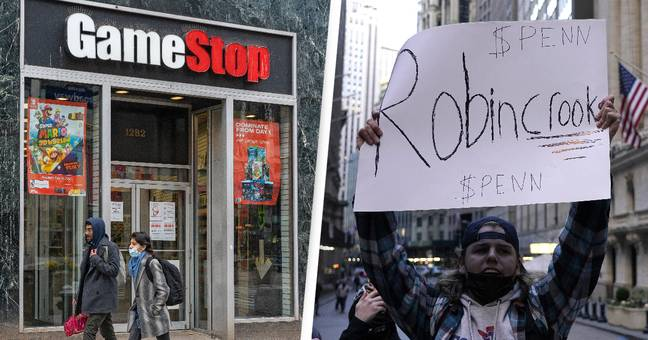 GameStop Shares Double In 90 Minutes As Reddit Site Went Down