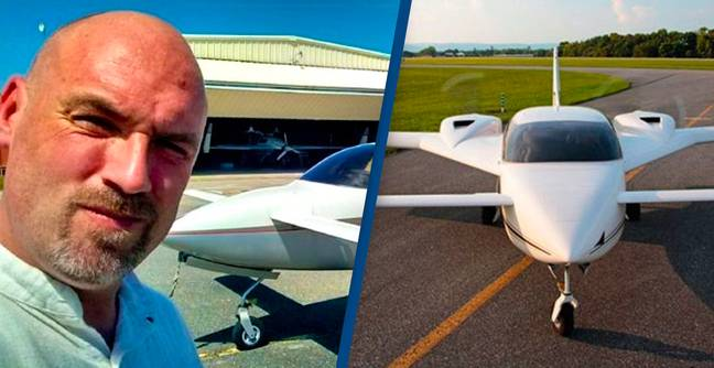 Inventor Builds World's First Plane Made Entirely From Hemp