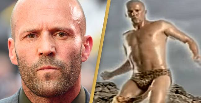 Jason Statham Was Once An Oiled Up Buff Guy In A '90s Rave Video