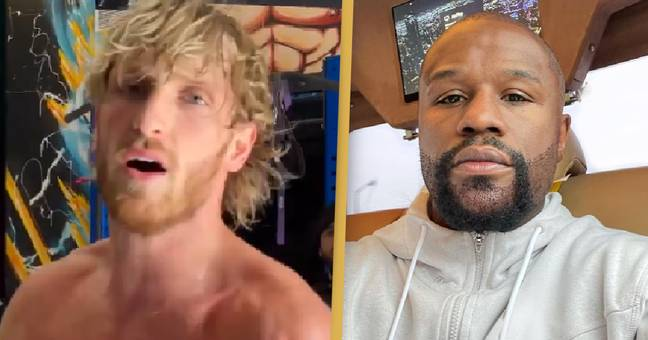 Logan Paul Announces Floyd Mayweather Fight Is Postponed Due To 'Business Complications'