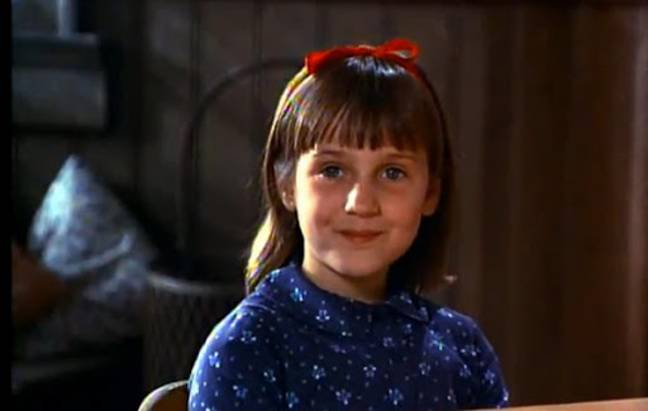 Matilda Actor Says 50-Year-Old Men Sent Her Love Letters As A Child