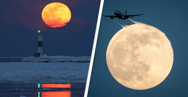 Full Snow Moon Will Appear In UK Sky This Weekend