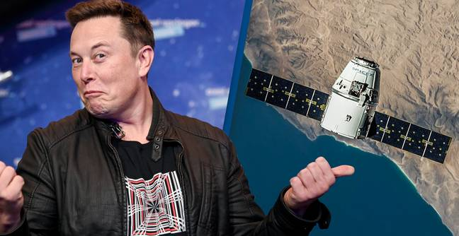 Elon Musk Now Controls Third Of All Active Satellites