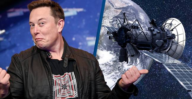 Elon Musk's Ambitious Starlink Internet Service Is Now Accepting Customers