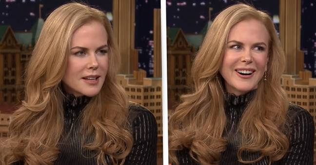 Nicole Kidman 'Whacked' By Man For Standing Up During Opera