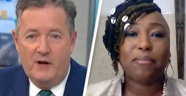 Piers Morgan Called 'Petty, Fragile Man Baby' Live On-Air Over Meghan Markle Comments