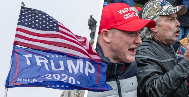 Almost Third Of Americans Say Political Violence May Be Necessary, Survey Shows