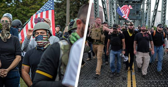 At Least One Proud Boys Chapter Shuts Down In Canada After Being Labelled 'Terrorist Entity'