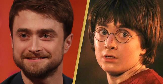 Daniel Radcliffe Is 'Intensely Embarrassed' By His Harry Potter Acting